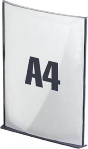 TARGA A4 CON BASE 31X23