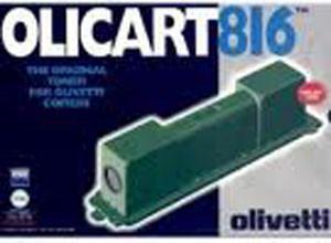 OLIVETTI ORIG. TONER 8016/8516/8520 B0087 KIT 4PZ.