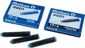 CARTUCCE INCH. STILOGRAFICO 4001 TP-6 NERO 30115