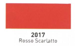 20/17 deka permanent 25ml rosso scarlato colore per tessuto