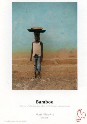 10641611 BAMBOO 290GR. A4 CONF. 25 FOGLI