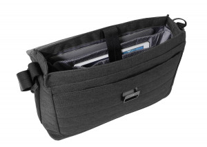 PB030N PASSENGER BUSINESS ONE 1 COMPARTIMENT BLACK