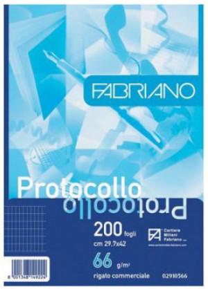 CARTA PROTOCOLLO 200FF