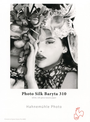 Hahnemühle PHOTO SILK BARYTA 310GR