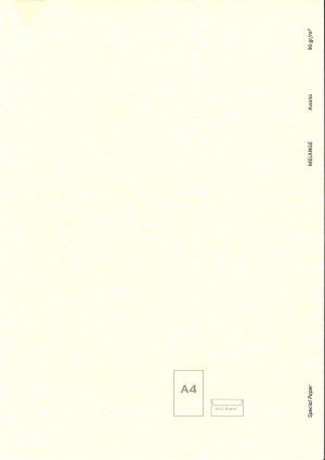 902.1.09.090 CARTA MARINA A4 AVORIO 90GR 100FF