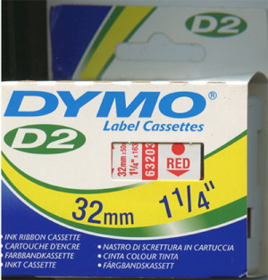 NASTRO DYMO 6000/9000 MM. 32X50 MT.