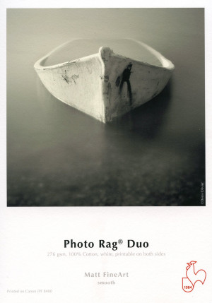 Hahnemühle Photo Rag® Duo 276 g/m²