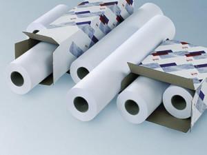 Rotolo plotter bianca standard 90gr 106,7x50mt. 9.4