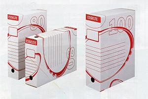 SCATOLA ARCHIVIO BOXY